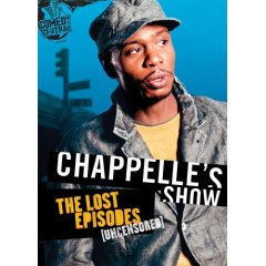Chapelle's Show season 1 on DVD