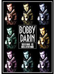 Bobby Darin concerts on DVD