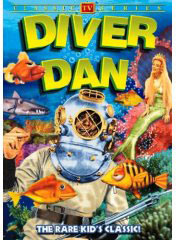 Diver Dan TV show on DVD