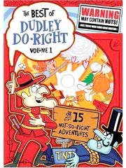 Dudley DoRight on DVD