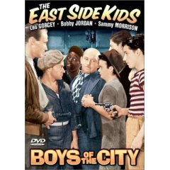 East Side Kids on DVD