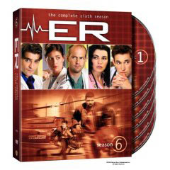 ER - Season 6 on DVd