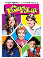 Facts of Life season 2 on DVD