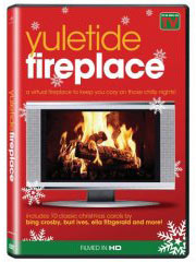 Christmas Fireplace / Christmas Shows on DVD