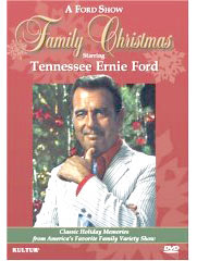 Tennessee Ernie Ford Christmas on DVD