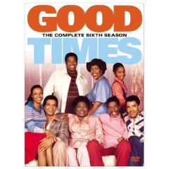 Good Times Season 6 on DVD