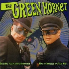 Green Hornet on CD