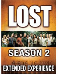 Lost - season 2 on DVD