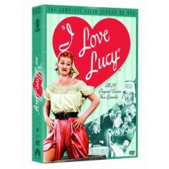 I Love Lucy season 5 on DVD