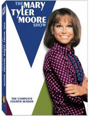 Mary Tyler Moore Show season 4 on DVD