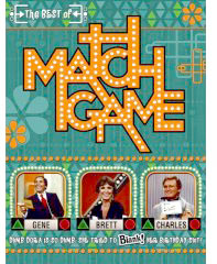 Match Game on DVD