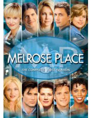 Melrose Place on DVD