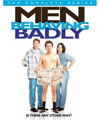 Men Bahaving badly DVD