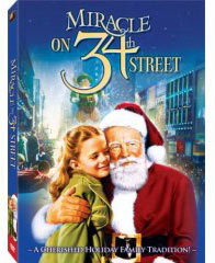 Miracle on 34th str on DVD