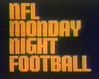 Monday Night Football