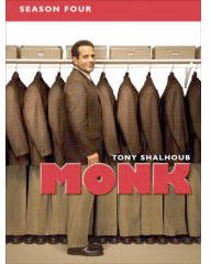 Monk on DVD
