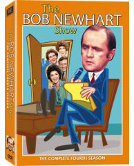 Bob Newhart on DVD