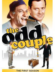 Odd Couple on DVD