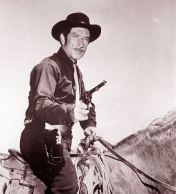 Wizard of Oz host Richard Boone