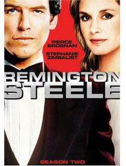 Remington Steele on DVD