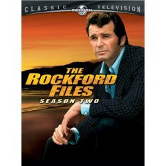 Rockford Files DVD
