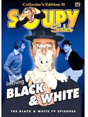 Classic TV Soupy Sales Show on DVD
