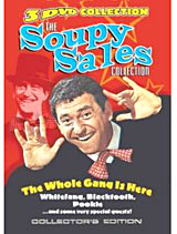 classic tv star Soupy Sales DVD