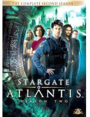 Stargate Atlantis on DVD