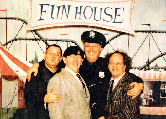 Three Stooges Funhouse