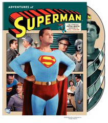 Classic TV Superman on DVD