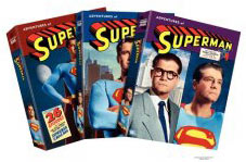 Superman season 2 on DVD