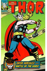 1966 Thor cartoons on DVD