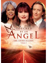 Touched by an Angel on DVD