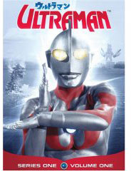 Ultraman on DVD