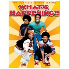 What's Happening!! on DVD