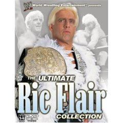 Ric Flair on DVD
