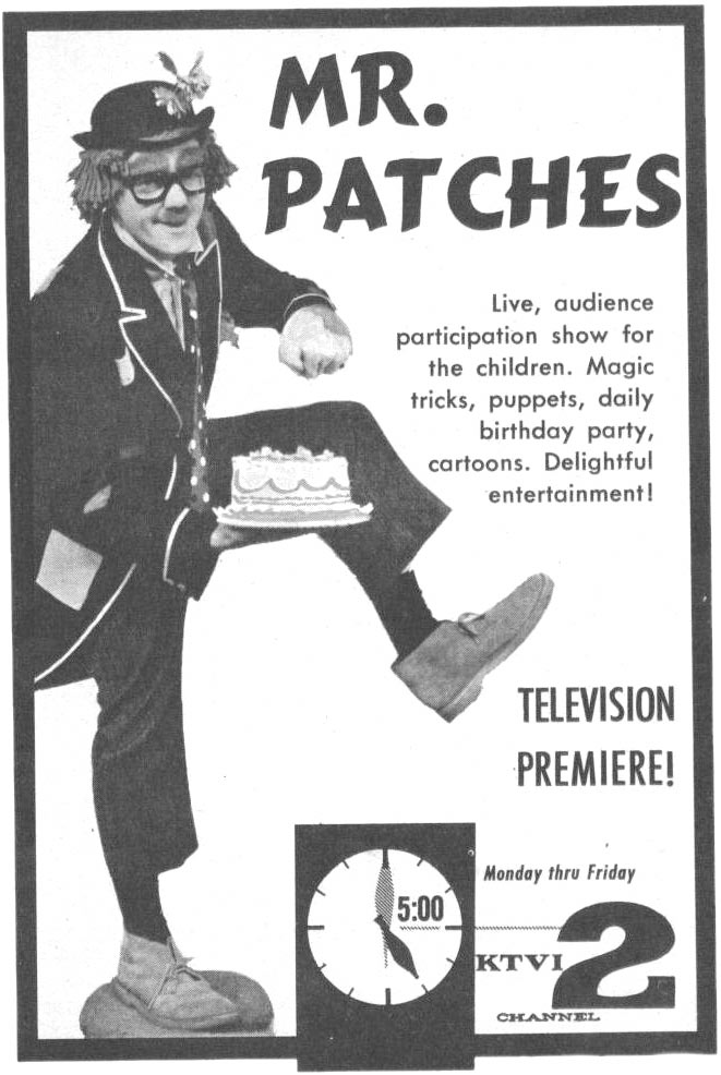 Mr. Patches / St. Louis TV