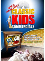 classic Kid's TV Commercials