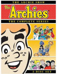 Archie on DVD