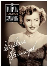 Barbara Stanwyck on DVD
