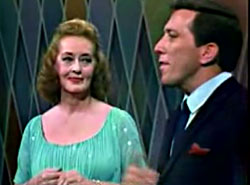Bette Davis on Andy Williams Show