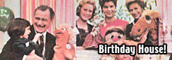 Birthday House television show / Classic Kids TV shows of the 1960s