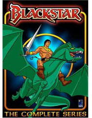 Blackstar on DVd