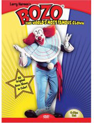 Bozo the Clown on DVD