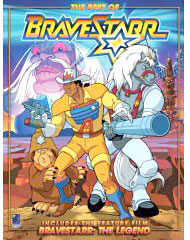 Bravestarr on DVD