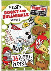 Rocy & Bullwinkle on DVD