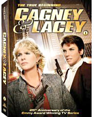 Cagney and lacey on DVD