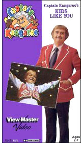 Captain Kangaroo toy