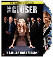 The Closer Season 1 DVD