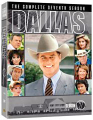 Dallas on DVD /  Season 6 of Dallas